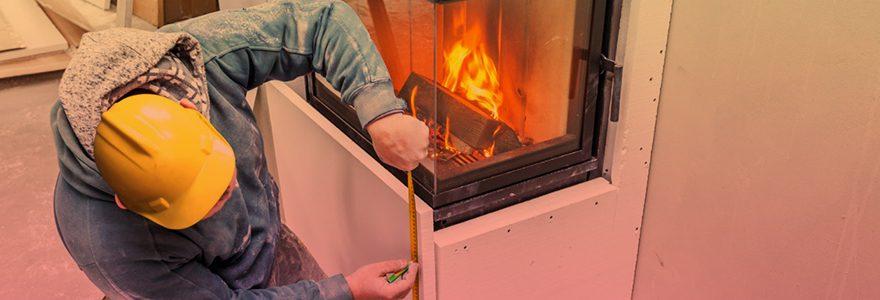 Choisir un professionnel spécialisé pour l'installation d'une cheminée à Saran